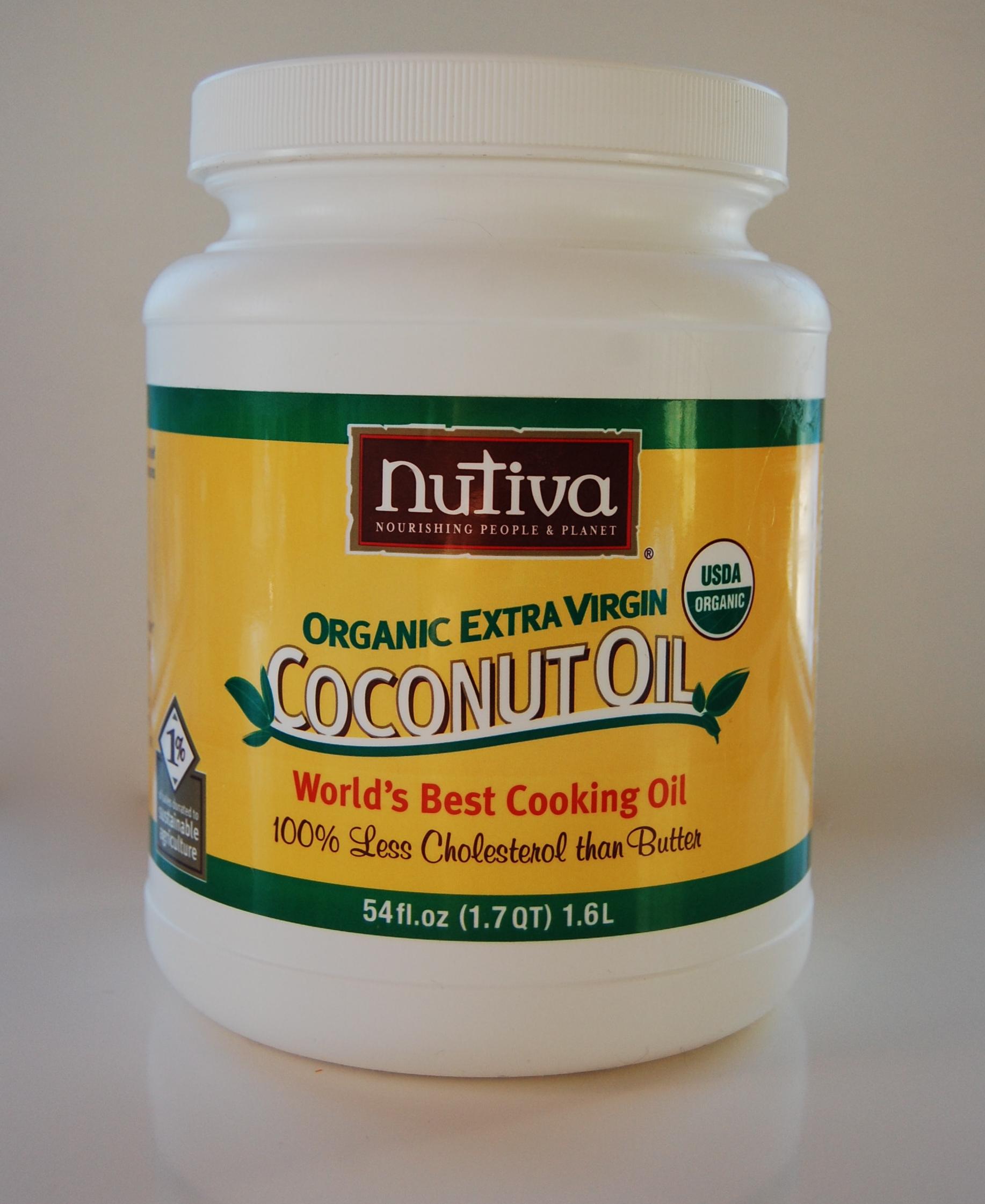 Extra virgin coconut oil для волос