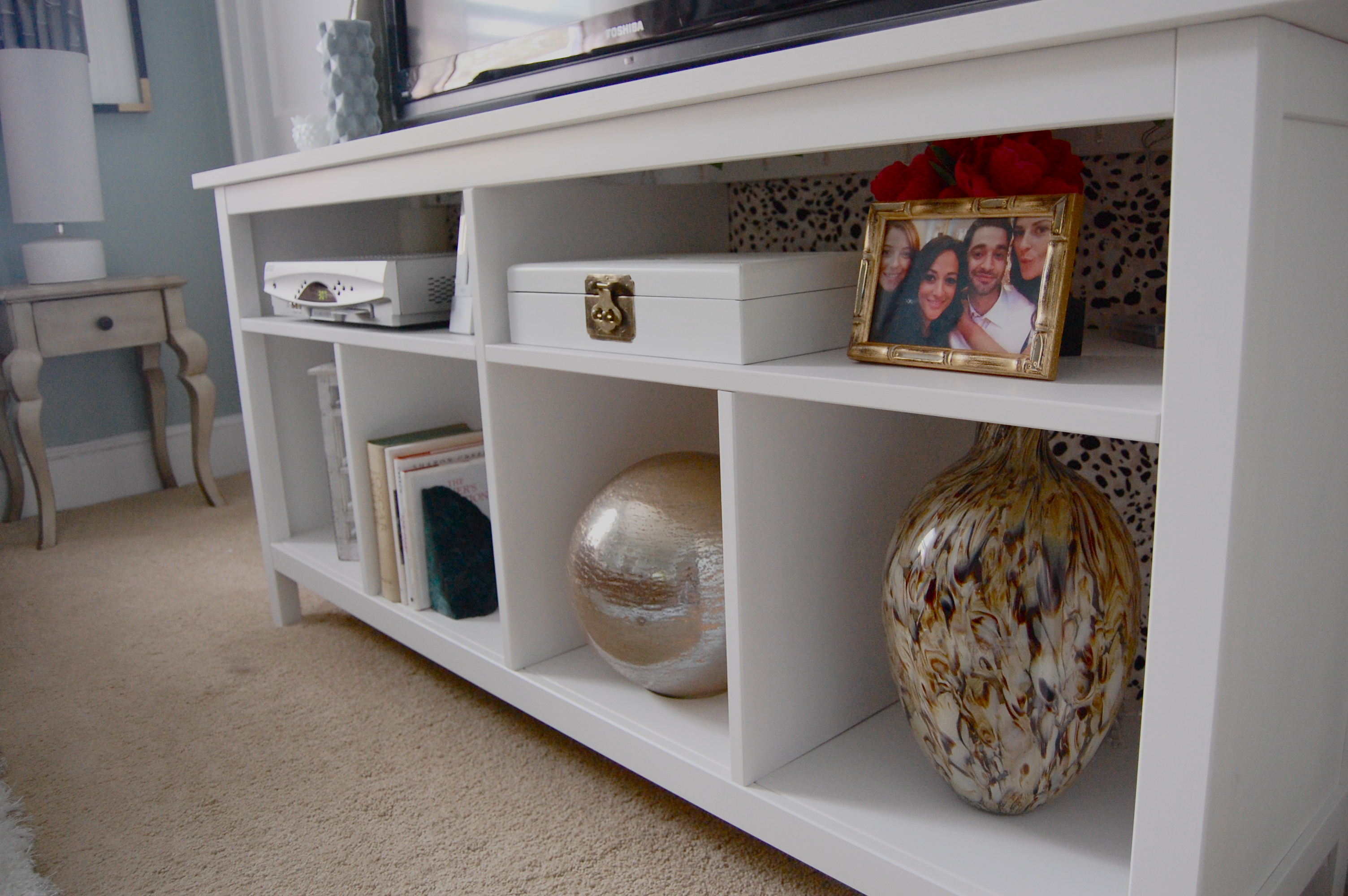 Ikea Hemnes Living Room Furniture Review Home Design Ideas # Meuble Ikea Tv Case