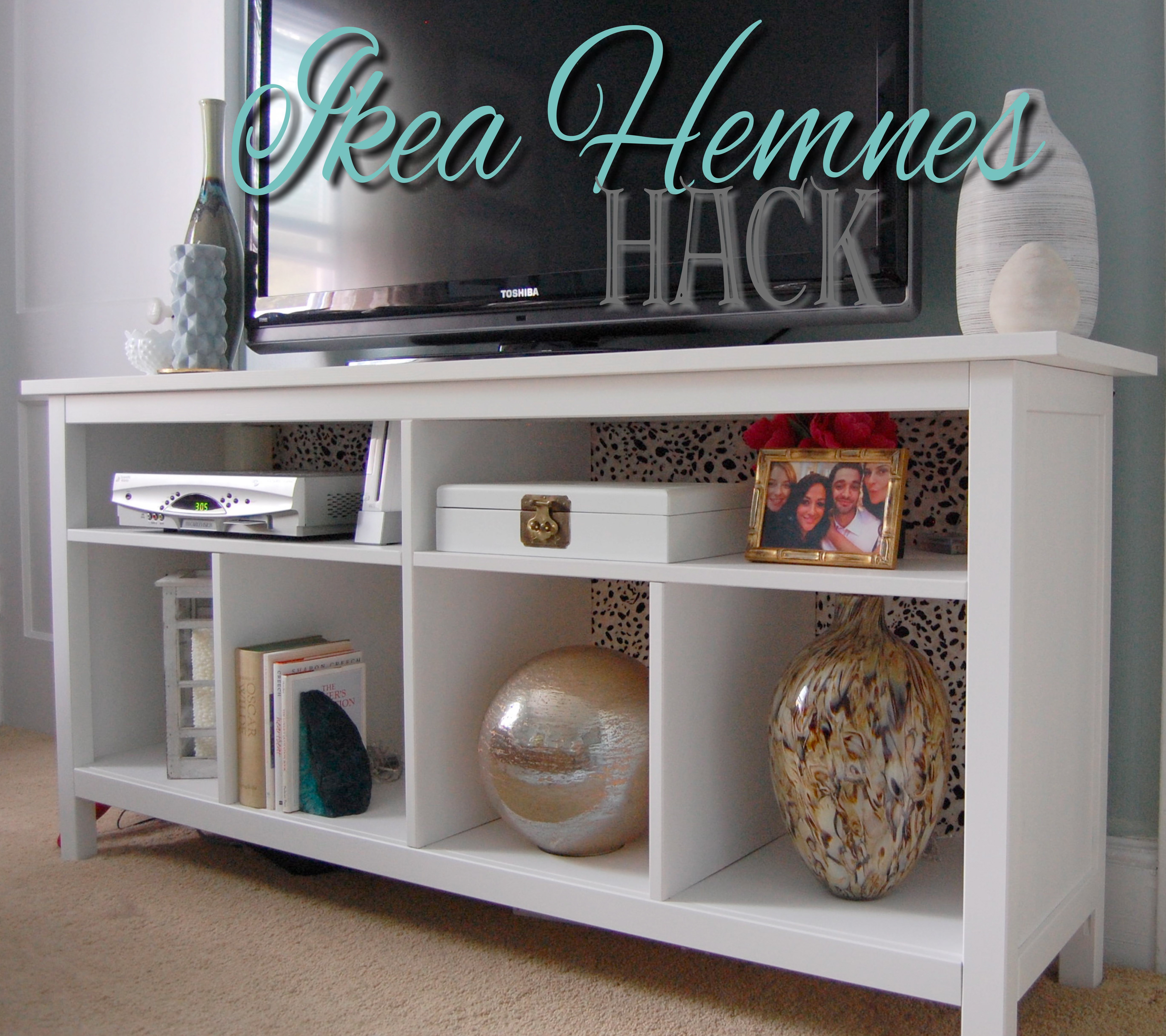 ikea hemnes hack. Black Bedroom Furniture Sets. Home Design Ideas