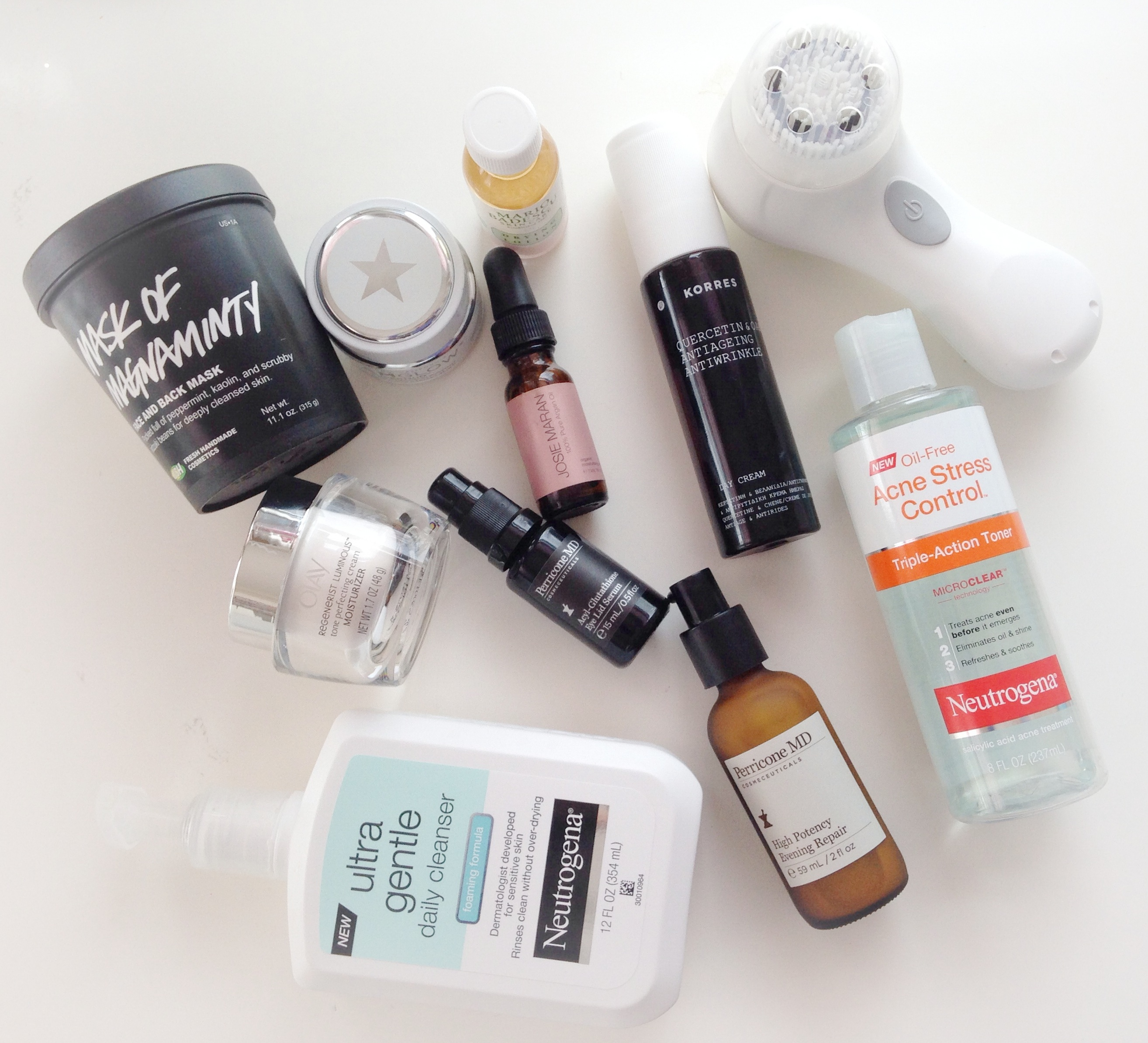 Great Skin Care Products 2014