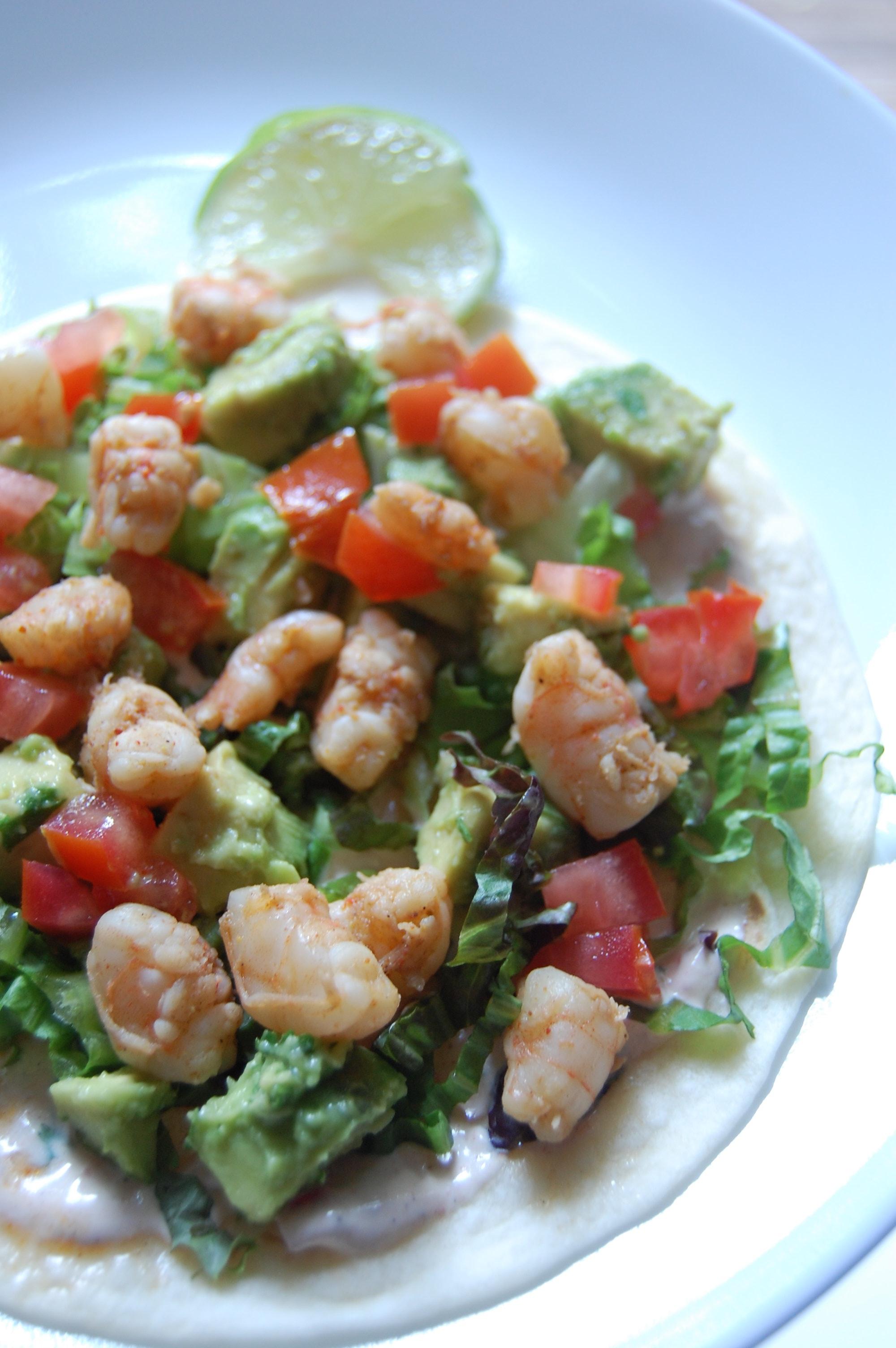 Shrimp Tacos I Made2Style