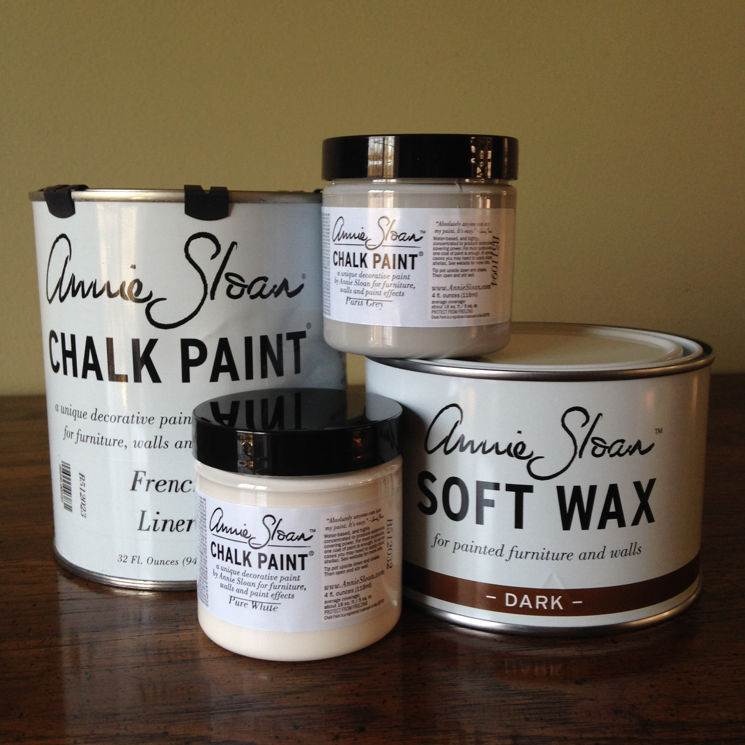 Chalk Paint Buffet Makeover @ Made2Style