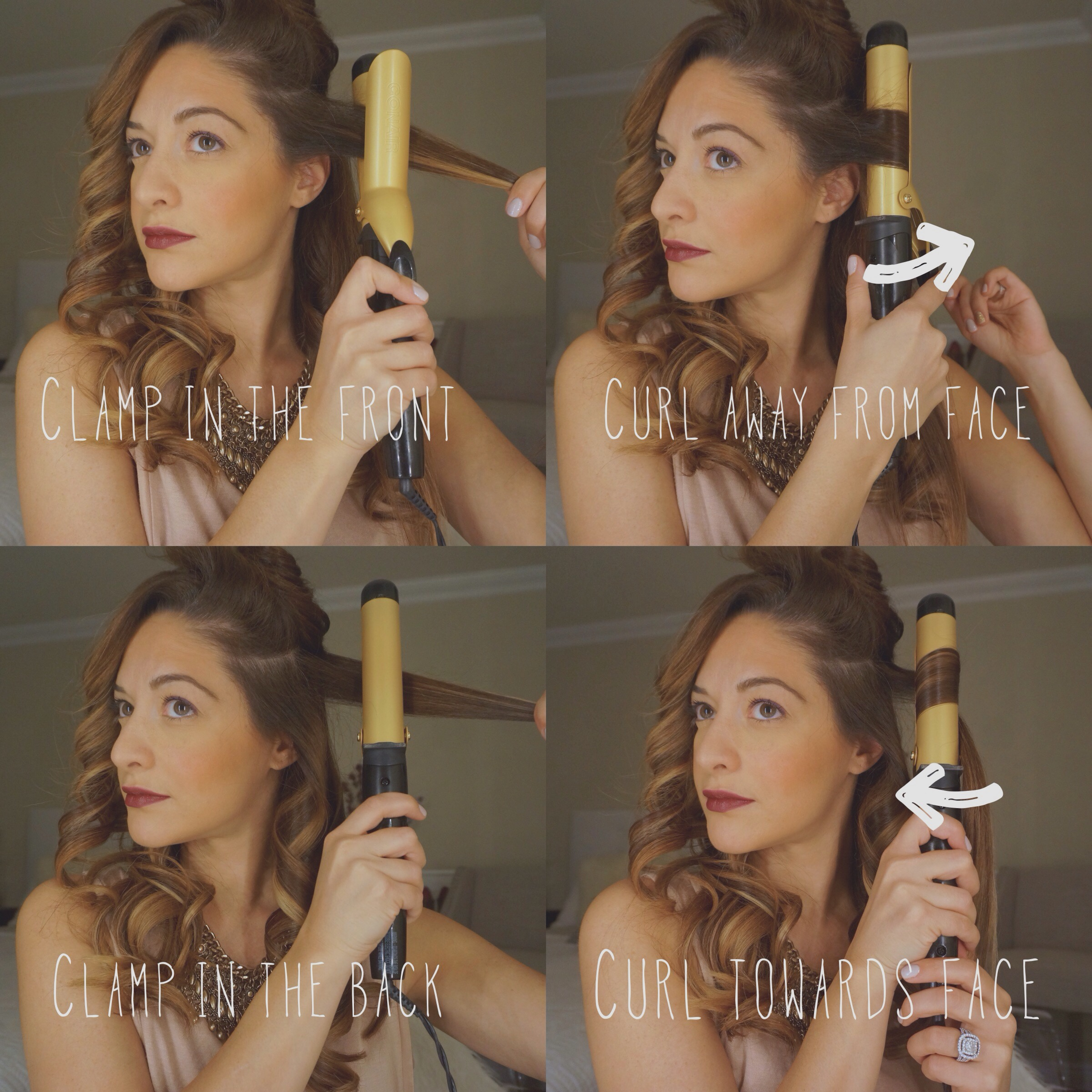 Beauty Tip Tuesday Natural Looking Curls