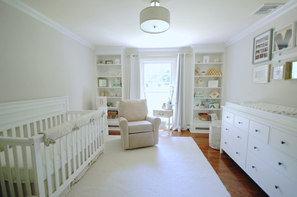 {Baby V} Gender Neutral Nursery