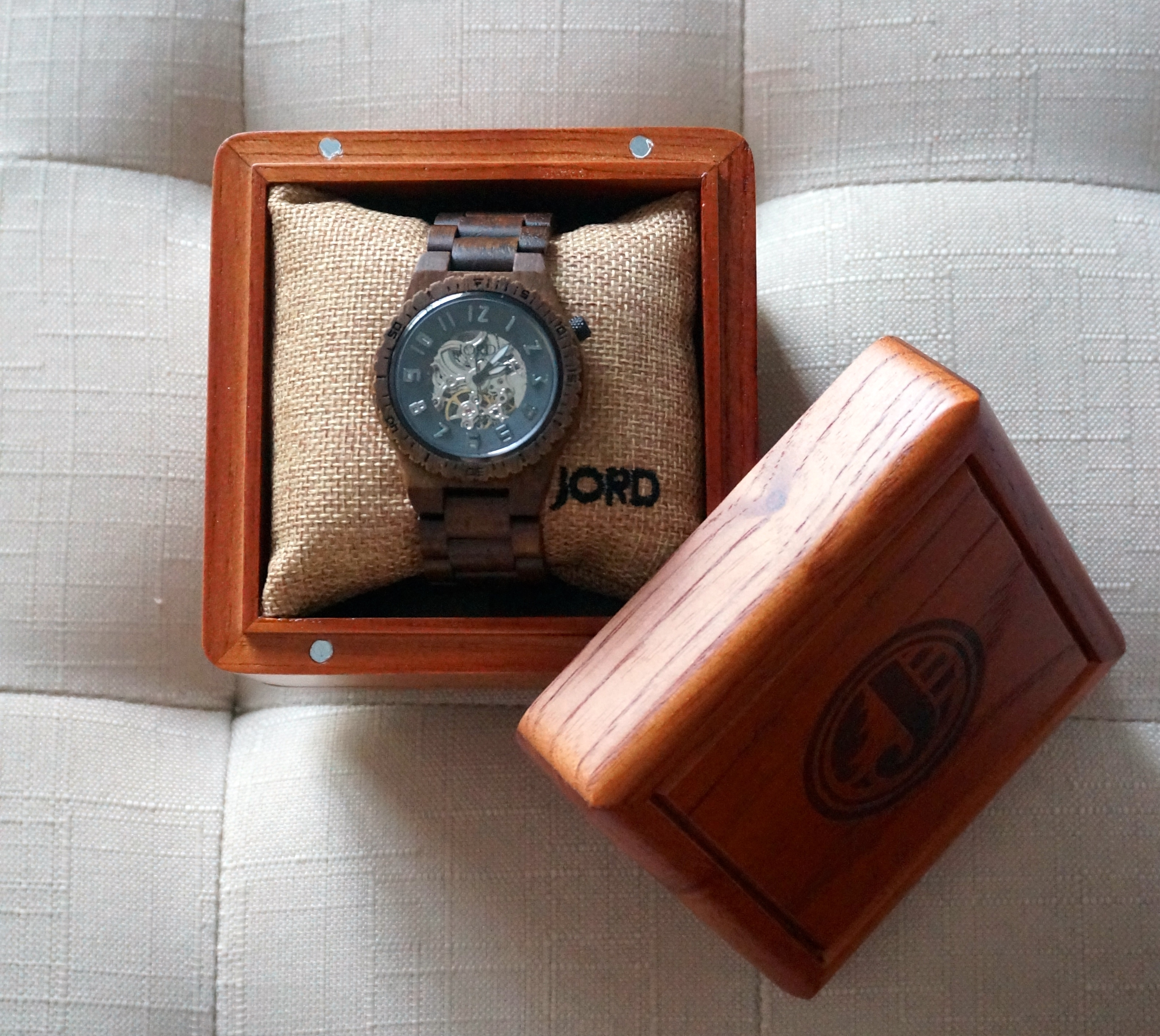 Gifting A Unique Wooden Watch for Him this Valentine's Day